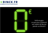 Binck : 0€ de frais de courtage, dans la limite de 2.500€ + ProRealTime offert sur 2018 !