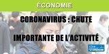 L'impact du coronavirus sur l'économie sera bien plus important qu'anticipé en France