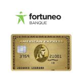 Fortuneo offre les cartes American Express Green ou Gold à ses clients, sous conditions