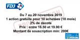 Privatisation de la Française des Jeux, c'est aujourd'hui qu'il faut vous décider !