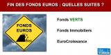 Assurance-Vie, l'après fonds euros obligataires ? Des fonds verts, des fonds immobiliers ou encore de l'eurocroissance ?