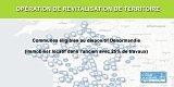 Liste des communes participantes à l'ORT (Opération de revitalisation de territoire)