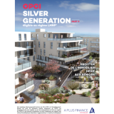 OPCI Silver Génération (A Plus finance) : un succès marquant avec la cession de 6 résidences seniors avec services pour 128 millions d'euros