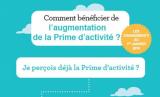 Prime d'activité : simulateur et formulaire de demande d'allocation disponible dès le 1er janvier 2019 sur caf.fr