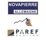 SCPI Novapierre Allemagne, augmentation du prix de la part au 1er octobre 2018