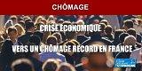 Chômage : la région Ile-de-France dépassera le cap du million de chômeurs avant la fin 2020