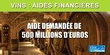 COVID / la filière Vin veut aussi toucher des aides de l'État et demande 500 millions d'euros
