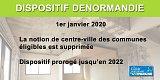 Dispositif Denormandie : davantage accessible dès le 1er janvier 2020 et prorogé jusqu'en 2022