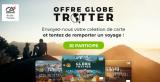 Offre Globe-Trotter du Crédit Agricole d'Ile-de-France : un succès planétaire