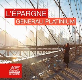 Épargne Generali Platinium : le nouveau contrat d'assurance-vie proposé par Generali Vie