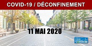 Nouvelles règles à compter du 2 juin : fin des 100km, cafés, bars, restaurants, parcs, jardins...