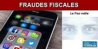 L'utilisation des réseaux sociaux pour détecter les fraudes fiscales approuvée par l'Assemblée Nationale