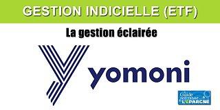 Yomoni : une nouvelle identité pour mettre en lumière la gestion éclairée Yomoni