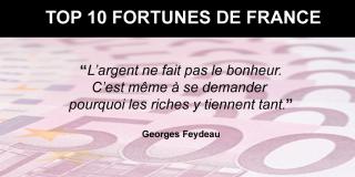 TOP 10 des plus grandes fortunes de France 2019, selon Challenges