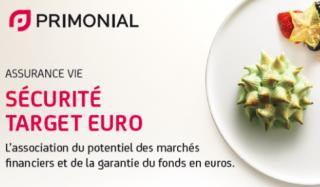 Target+ (Primonial/ORADEA Vie) : bonus de rendement 2019 sur le fonds euros Tremplin pour les versements effectués avant le 29 mars 2019