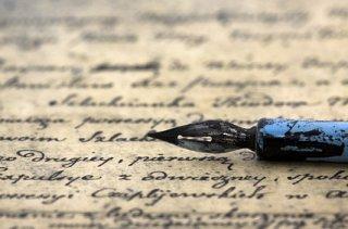 Placement lettres et manuscrits