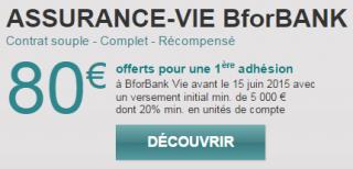BforBank Vie : une accumulation de récompenses, médailles et autres trophées, un bon signe ?