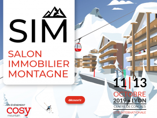 Immobilier de montagne : le 1er salon dédié à ce type d'investissement, le SIM, se tiendra en Octobre à Lyon