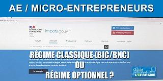 Impôt 2020 : AE / micro-entrepreneurs, BIC, BNC, ce qu'il faut savoir pour déclarer vos revenus