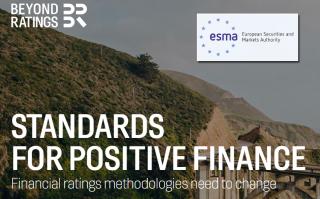 L'agence de notation française Beyond Ratings autorisée par l'ESMA à noter les États, collectivités locales et institutions financières à mandat public