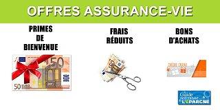 Assurance-vie : offres à ne pas manquer
