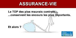 Assurance-vie : les plus mauvais contrats collectent le plus, un paradoxe assumé par les épargnants
