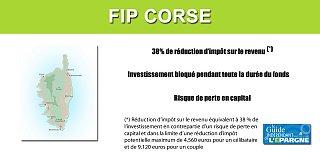 Comparatif FIP CORSE 2020
