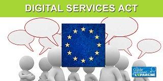 Ventes en ligne, places de marchés, contenus haineux, la régulation européenne va s'attaquer aux géants du numérique