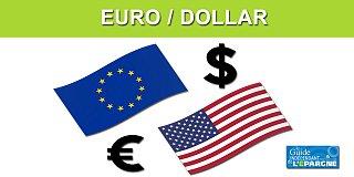 Devises : l'Euro en baisse face au Dollar, avant de nouvelles annonces de soutien de la FED