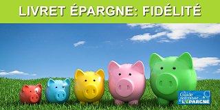 Taux de fidélité des Livrets Epargne sur Juin 2020