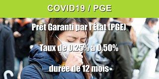 Prêt Garanti par l'État (PGE) : Spie Batignoles obtient un crédit de 105 millions d'euros auprès de 9 banques