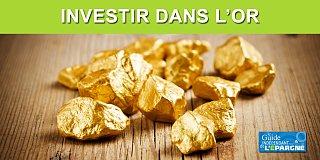 4 raisons d'investir dans l'or en 2020