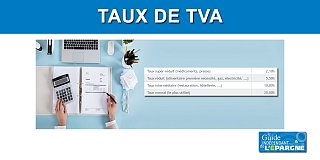 TVA 2020 : Tous les taux de TVA