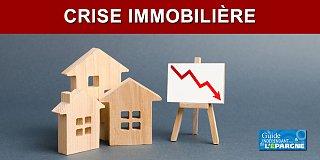 Crise immobilière : les prix de l'immobilier chutent dans de nombreux pays