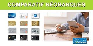 Comparatif des néobanques : laquelle choisir ?