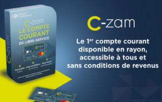 C-ZAM de Carrefour Banque