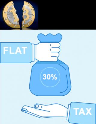 Bitcoin et autres crypto-devises : la flat tax s'applique avec une obligation de déclaration des comptes
