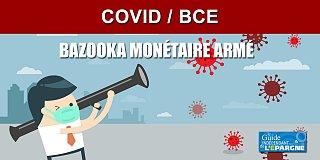 La BCE prête à recharger en munitions son bazooka monétaire pour sauver la zone euro