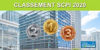 Meilleures SCPI 2020 accessibles en assurance-vie