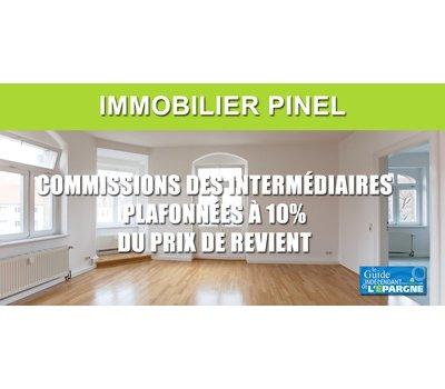 Pinel : commissions des intermédiaires (agences, bulles de vente, CGP) plafonnées à 10%