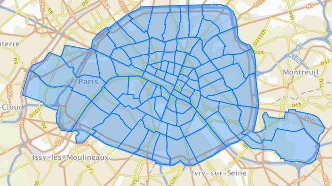 Encadrement des loyers sur Paris: tous les plafonds, secteur par secteur